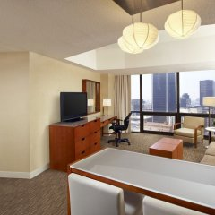 Отель The Westin Bonaventure Hotel & Suites США, Лос-Анджелес - отзывы, цены и фото номеров - забронировать отель The Westin Bonaventure Hotel & Suites онлайн комната для гостей фото 4
