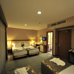 Отель Yasmak Comfort комната для гостей фото 3