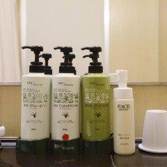 Daiichi Grand Hotel Kobe Sannomiya Кобе ванная фото 2
