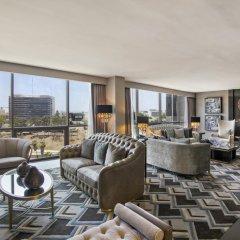 Отель The LA Hotel Downtown США, Лос-Анджелес - отзывы, цены и фото номеров - забронировать отель The LA Hotel Downtown онлайн комната для гостей фото 2