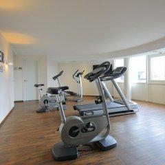 Lindner Hotel Airport фитнесс-зал фото 3