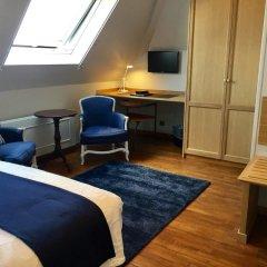 Hotel le Dixseptieme удобства в номере фото 3