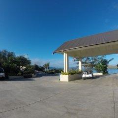 Отель Volivoli Beach Resort Фиджи, Вити-Леву - отзывы, цены и фото номеров - забронировать отель Volivoli Beach Resort онлайн парковка