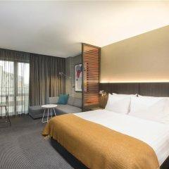 Отель Adina Apartment Hotel Leipzig Германия, Лейпциг - отзывы, цены и фото номеров - забронировать отель Adina Apartment Hotel Leipzig онлайн комната для гостей фото 3