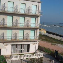 Hotel Laika пляж