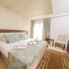Sarp Hotel Денизяка комната для гостей