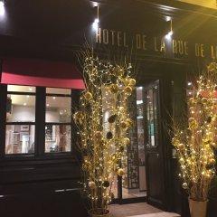 Отель De Lille Франция, Париж - отзывы, цены и фото номеров - забронировать отель De Lille онлайн городской автобус