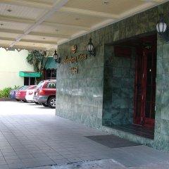 Отель Southern Cross Fiji Вити-Леву парковка