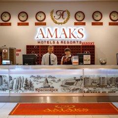 Гостиница AMAKS Сити интерьер отеля