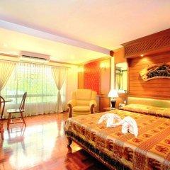 Отель Royal Ivory Sukhumvit Nana by Compass Hospitality удобства в номере