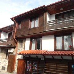 Отель Hemus Guest House вид на фасад