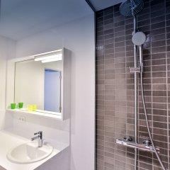 Апартаменты Renaissance Park Apartments Брюссель ванная