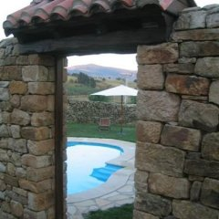 Отель Posada Venta Hornizo бассейн фото 2