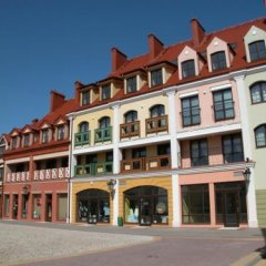 Отель Apartamenty Portowe Польша, Миколайки - отзывы, цены и фото номеров - забронировать отель Apartamenty Portowe онлайн вид на фасад