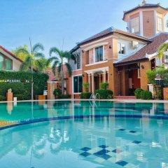 Отель Budsaba Resort & Spa бассейн фото 2