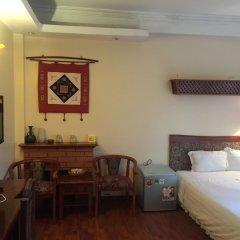 Отель Thai Binh Sapa Hotel Вьетнам, Шапа - отзывы, цены и фото номеров - забронировать отель Thai Binh Sapa Hotel онлайн комната для гостей фото 4