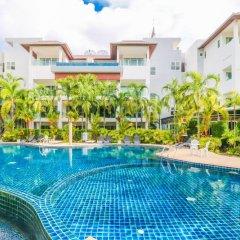 Отель BangTao Tropical Residence бассейн фото 3