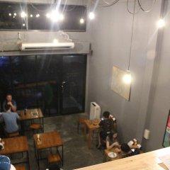 Отель Din Space Bangkok гостиничный бар