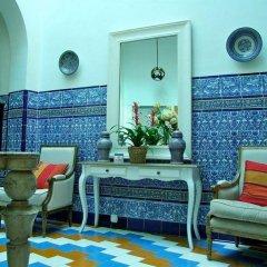 Отель Hostal Casa Alborada Испания, Кониль-де-ла-Фронтера - отзывы, цены и фото номеров - забронировать отель Hostal Casa Alborada онлайн интерьер отеля фото 2