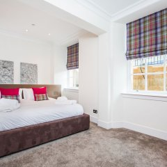 Апартаменты Blythswood Square Apartments комната для гостей фото 4