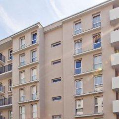 Отель Séjours et Affaires Paris Malakoff Франция, Малакофф - 4 отзыва об отеле, цены и фото номеров - забронировать отель Séjours et Affaires Paris Malakoff онлайн с домашними животными
