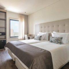 Отель Oporto Airport & Business Hotel Португалия, Майа - отзывы, цены и фото номеров - забронировать отель Oporto Airport & Business Hotel онлайн комната для гостей фото 2