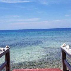 Отель Slumberland Villa's Гондурас, Остров Утила - отзывы, цены и фото номеров - забронировать отель Slumberland Villa's онлайн пляж