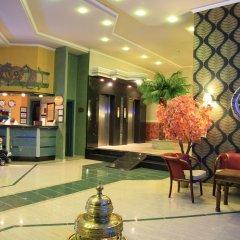 Club Alpina Турция, Мармарис - отзывы, цены и фото номеров - забронировать отель Club Alpina онлайн интерьер отеля