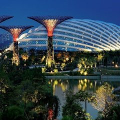 Wink Hostel Сингапур приотельная территория фото 2