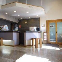 Hotel Route-Inn Court Fujioka интерьер отеля фото 3