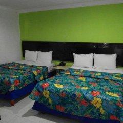 Hotel El Cid Merida комната для гостей