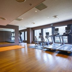 Keio Plaza Hotel Tokyo Premier Grand Токио фитнесс-зал