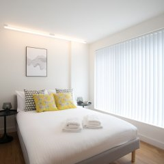 Апартаменты Moonside - Stunning Angel Apartments Лондон комната для гостей фото 2