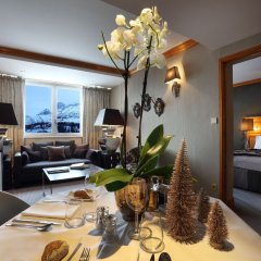 Отель Alpes Hôtel du Pralong комната для гостей фото 3