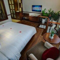 Hanoi La Siesta Hotel & Spa удобства в номере фото 2