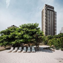 Отель Beachfront Sea View Baan Plai Haad Паттайя пляж