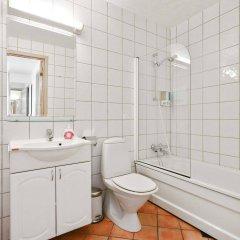 Отель Access Appartement Норвегия, Ставангер - отзывы, цены и фото номеров - забронировать отель Access Appartement онлайн ванная фото 2