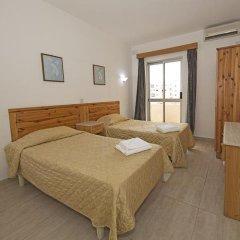 Отель Cardor Мальта, Сан-Пауль-иль-Бахар - 2 отзыва об отеле, цены и фото номеров - забронировать отель Cardor онлайн комната для гостей фото 4
