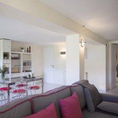 Апартаменты Posh & minimal studio комната для гостей фото 5