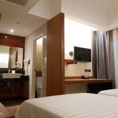 Отель Dang Derm in The Park Khaosan удобства в номере фото 2