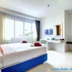 Отель The Frutta Boutique Patong Beach комната для гостей фото 20