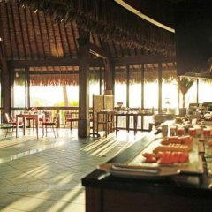 Отель Sofitel Bora Bora Marara Beach Resort Французская Полинезия, Бора-Бора - отзывы, цены и фото номеров - забронировать отель Sofitel Bora Bora Marara Beach Resort онлайн питание фото 3