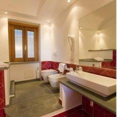 Отель La Culla degli Angeli Италия, Амальфи - отзывы, цены и фото номеров - забронировать отель La Culla degli Angeli онлайн ванная фото 2