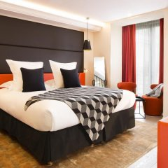 Terrass'' Hotel Montmartre by MH 4* Студия с различными типами кроватей фото 5