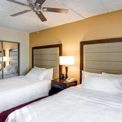 Отель Homewood Suites by Hilton Washington, D.C. Downtown США, Вашингтон - отзывы, цены и фото номеров - забронировать отель Homewood Suites by Hilton Washington, D.C. Downtown онлайн комната для гостей фото 3