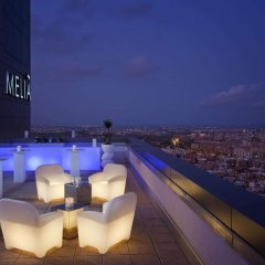 Отель Melia Valencia Валенсия бассейн