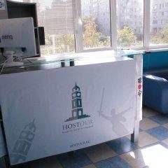 Хостел Hostour Волгоград интерьер отеля
