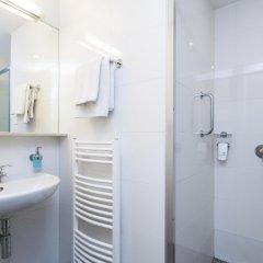 Отель Carol Прага ванная