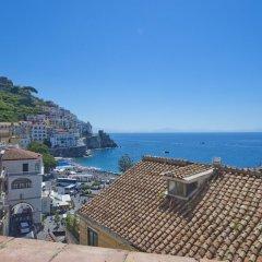 Отель Casa Lilla Италия, Амальфи - отзывы, цены и фото номеров - забронировать отель Casa Lilla онлайн пляж