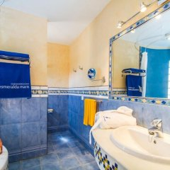 Отель Esmeralda Maris ванная фото 2